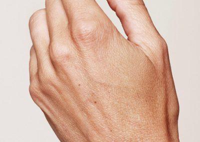 Hand Before